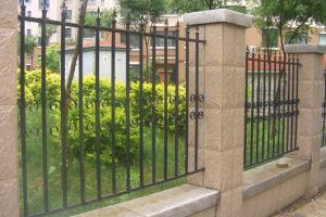 Iron Fence XJ070