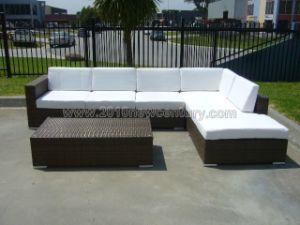 Outdoor / Garden / Patio / Rattan Sofa (NC6085)