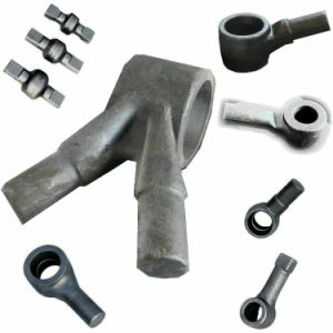 Die Drop Steel Forging Parts for Auto and Truck pictures & photos