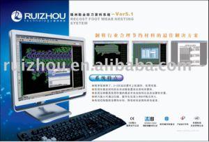Ruizhou Recost Footwear Nesting Software Ver5.1 pictures & photos