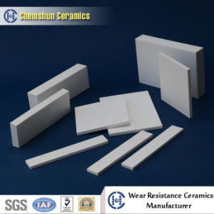 Chemshun Alumina Ceramic Tile Sheet with Excellent Wear Resistance pictures & photos