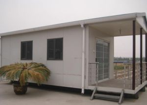 Modern Steel Structure Prefabricated Movable House (KXD-pH1) pictures & photos