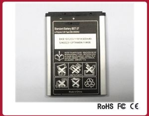Strong Power High Capacity Mobile Phone Battery for Sony Bst37
