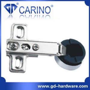 Durable Plastic Cup Glass One Way Hinge for Shower Door (B56) pictures & photos