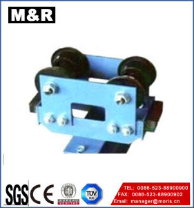 Cable Carriers for Overhead Crane Trolley Carrier pictures & photos