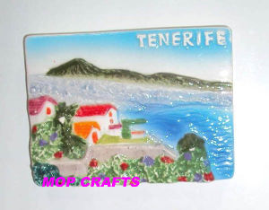 Ceramic Fridge Magnet for Souvenir Decoration pictures & photos