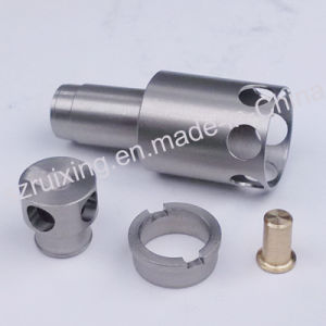 Precision Spare Part with CNC Machining Processing