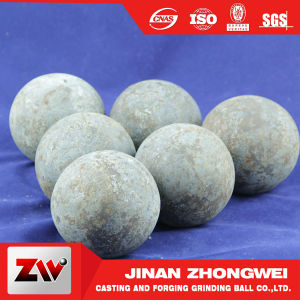 Competitive Hot Rolling Ball and Forged Grinding Steel Balls for Gold Mine pictures & photos