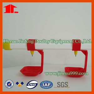 Nipple Drinking System for Poultry Farm pictures & photos