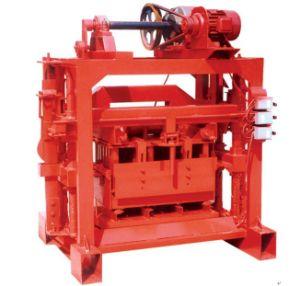 Qmr4-40 Semi Automatic Small Manual Concrete Paving Brick (QMR4-40)