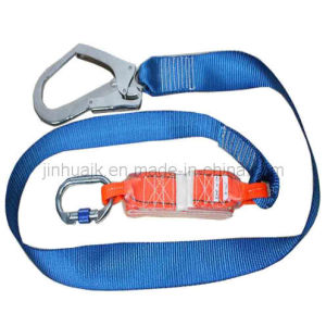 Shock Absorber Lanyard Safety Rope Safety Lanyard Safety Belt Shock Absorber Rope pictures & photos