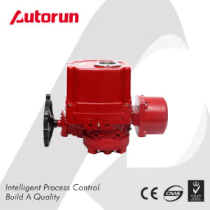 Chinese Wenzhou Supplier Modulating Explosion Proof Motorized Actuator pictures & photos