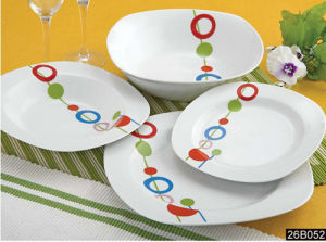 20PCS Porcelain Dinner Set (SET26B052)