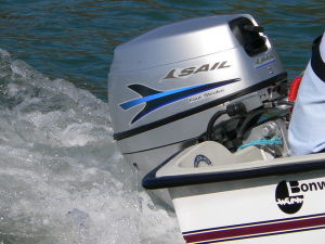 RIB Boat 3M with Outboard Motor 4-Stroke 9.9HP pictures & photos