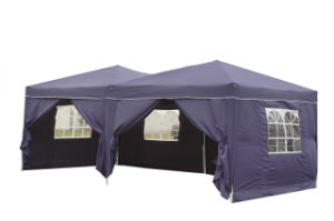 Foldable Steel Gazebo with Carry Bag (G2003) pictures & photos