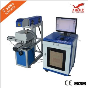 CO2 Non-Metal Laser Marking/Engraving Machine. Wood, Leather, Food Package pictures & photos