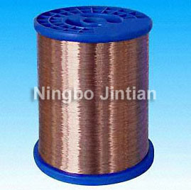 Nylon/Polyurethance Enamelled Copper Wire Class 130 pictures & photos