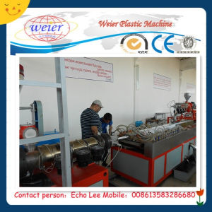 WPC PVC Foamed Board Machinery pictures & photos