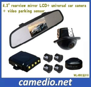 4.3inch Radar Rear View Parking System pictures & photos