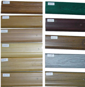 PVC Skirting and Accessories for Laminate Flooring 4 pictures & photos