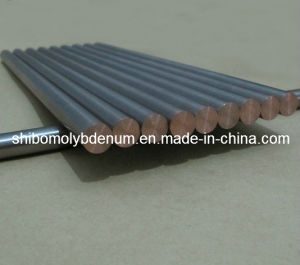 99.95% Pure Forged Molybdenum Rods pictures & photos
