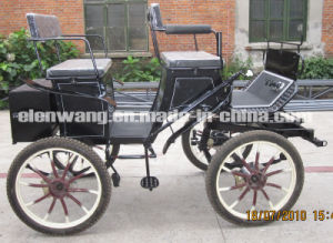 EU Style Horse Cart for Tourist (GW-HC015) pictures & photos