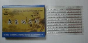 Hwato Brand Disposal Acupuncture Needles /Copper Handle pictures & photos
