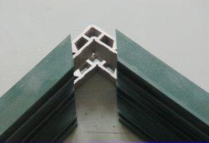 Aluminum Profile Machine Auto Feeding CNC Corner Key Cutting Machine pictures & photos