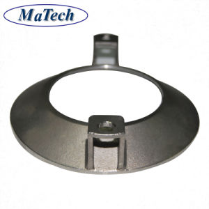 Flange Mounted Pipe Support Stainless Steel Die Casting pictures & photos
