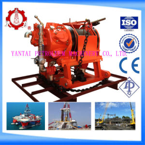 API Certified Air Tugger Winch Ingersollrand Type for Coal Minings with Capacity From 1t-10t pictures & photos