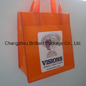 Promotional Non Woven Bag with PP Lamination Shopping Bag pictures & photos