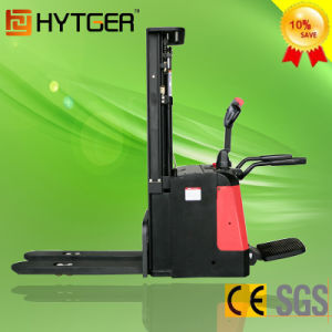 1600kg Manufacture Electric Pallet Stacker (ES16-16RA) pictures & photos