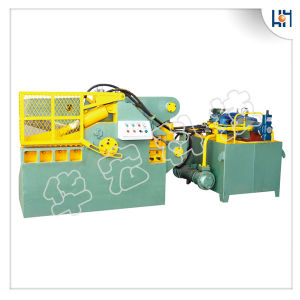 Q43 Series Hydraulic Waste Metal Shear Cutting Machine pictures & photos