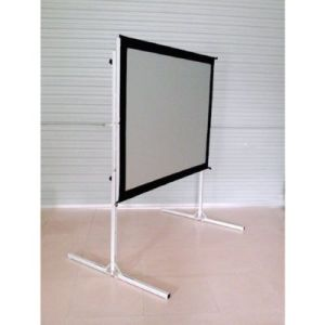 120 Inch Fast Folding Screen Mobile Movie Screen pictures & photos