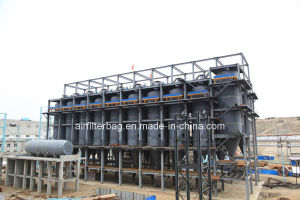 Blast Furnace Gas Low Pressure Pulse Dust Collector pictures & photos