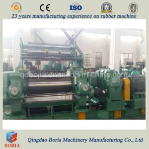 Two Rolls Mixing Mill Machine pictures & photos