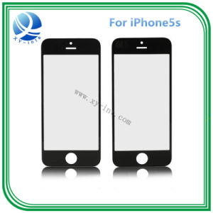 Black White Front Outer Glass for iPhone 5s Front Glass Lens pictures & photos