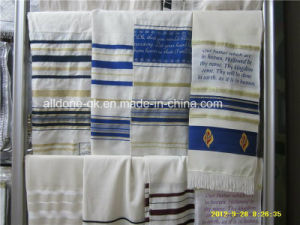 Judaica Jewish Wool Tallit Talit Prayer Shawl pictures & photos