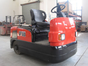 6 Ton China Brand New Shanghai Hytger Electric Tractor pictures & photos