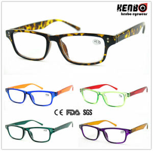 Popular Fashion Reading Glasses, CE FDA Kr5201 pictures & photos