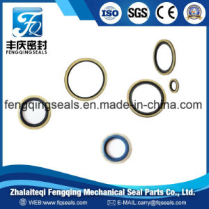 Auto Parts Rubber Metal Gasket Washer Hydraulic Bonded Seal pictures & photos