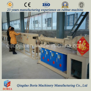 Latex Tube Extrusion Machine with Ce and ISO9001 pictures & photos