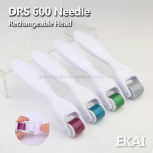 Drs 600 Needles Stainless Steel Titanium Derma Roller OEM Available pictures & photos
