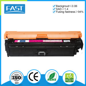 Competitive Price Ce743A Compatible Toner Cartridge for HP