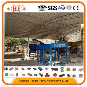 Automatic Brick Making Machine for Interlocking Brick Hollow Block and Paver pictures & photos