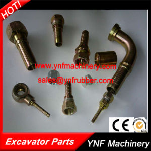 Hose Coupling for Excavator Spare Parts pictures & photos