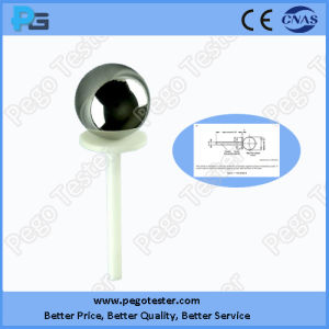IEC60529 Test Probe a for IP1X Testing 50mm Steel Sphere with Handle pictures & photos