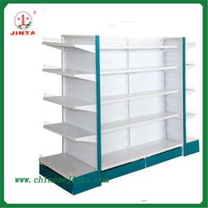 Factory Wholesale Metal Gondola Shelf (JT-A19) pictures & photos