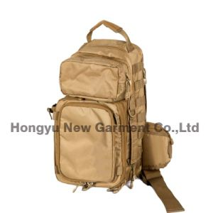 New Design Outdoor Army Camouflage Waterproof Knapsack Backpack (HY-B032) pictures & photos
