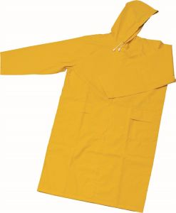 Rain Coat PVC/Polyester Workwear Fashion Design Waterproof OEM pictures & photos